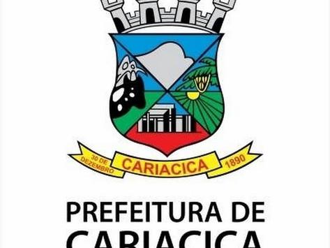 Sine Cariacica - 96 vagas