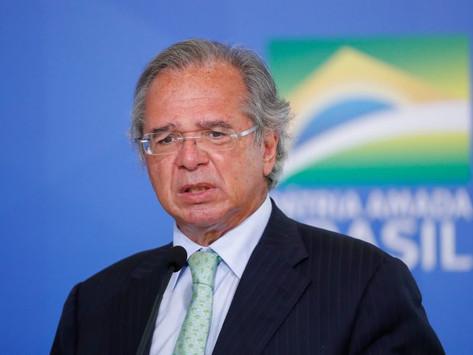 Guedes anuncia ajuda para trabalhadores informais (BIP)