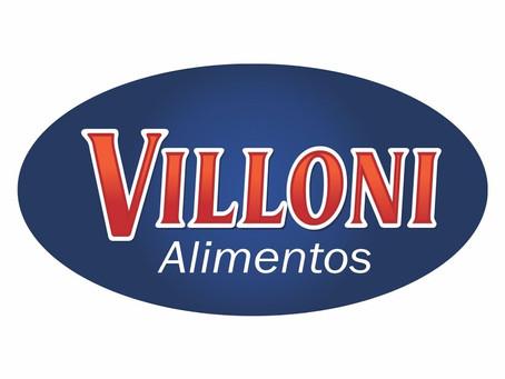 Villoni Alimentos contrata Auxiliar de PCP-Viana
