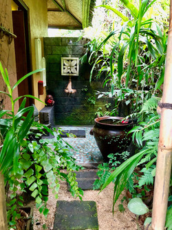 Orchid Garden Shower