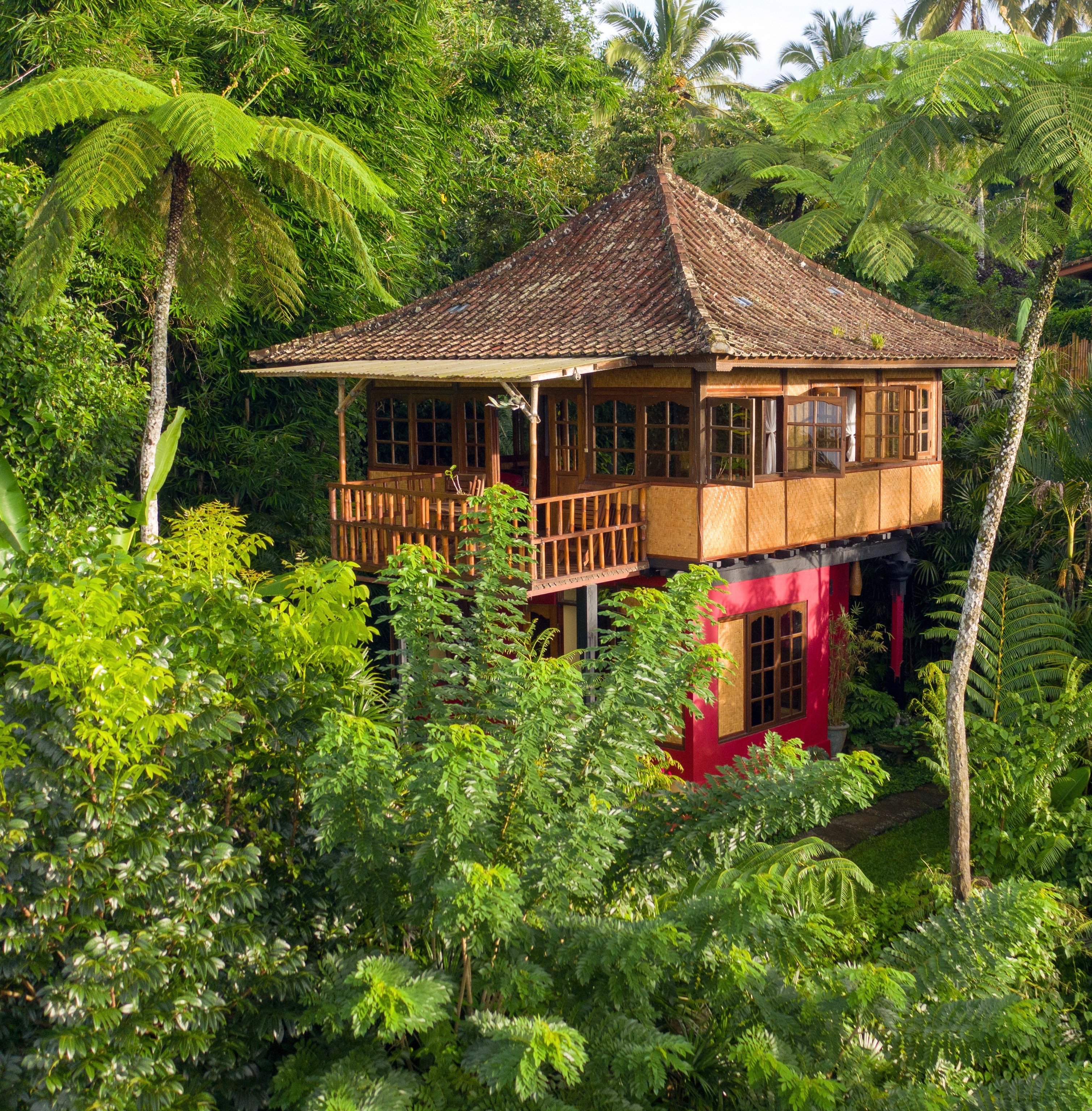 The Jungle Bungalow Sleeps 2-5