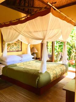Bedroom to patio