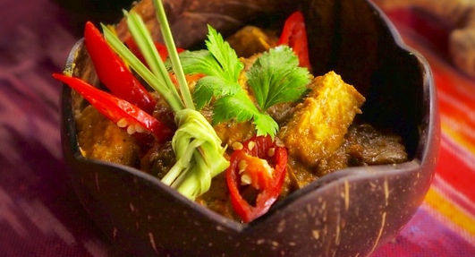 Tempeh rendang photo by Alex.Goff jpg co