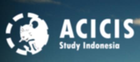 ACICIS study Indonesia