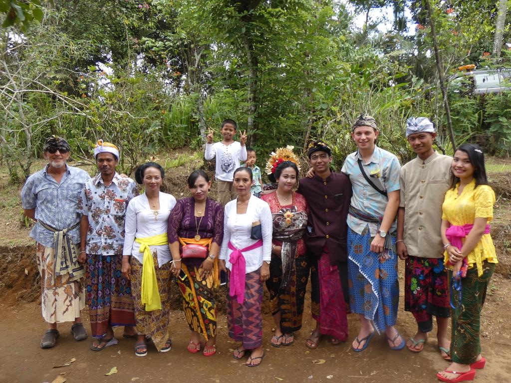 Budi's wedding