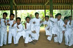 Silat sponsored training