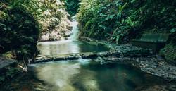 Cool, Clean & Private Natural River Pools