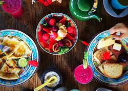 Delicious Tropical Breakfasts