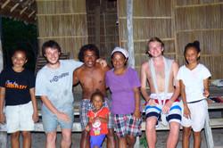 boys in Papua