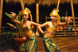 Our lovely local dance teachers Eka & De