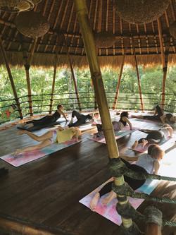 free daily yoga classes