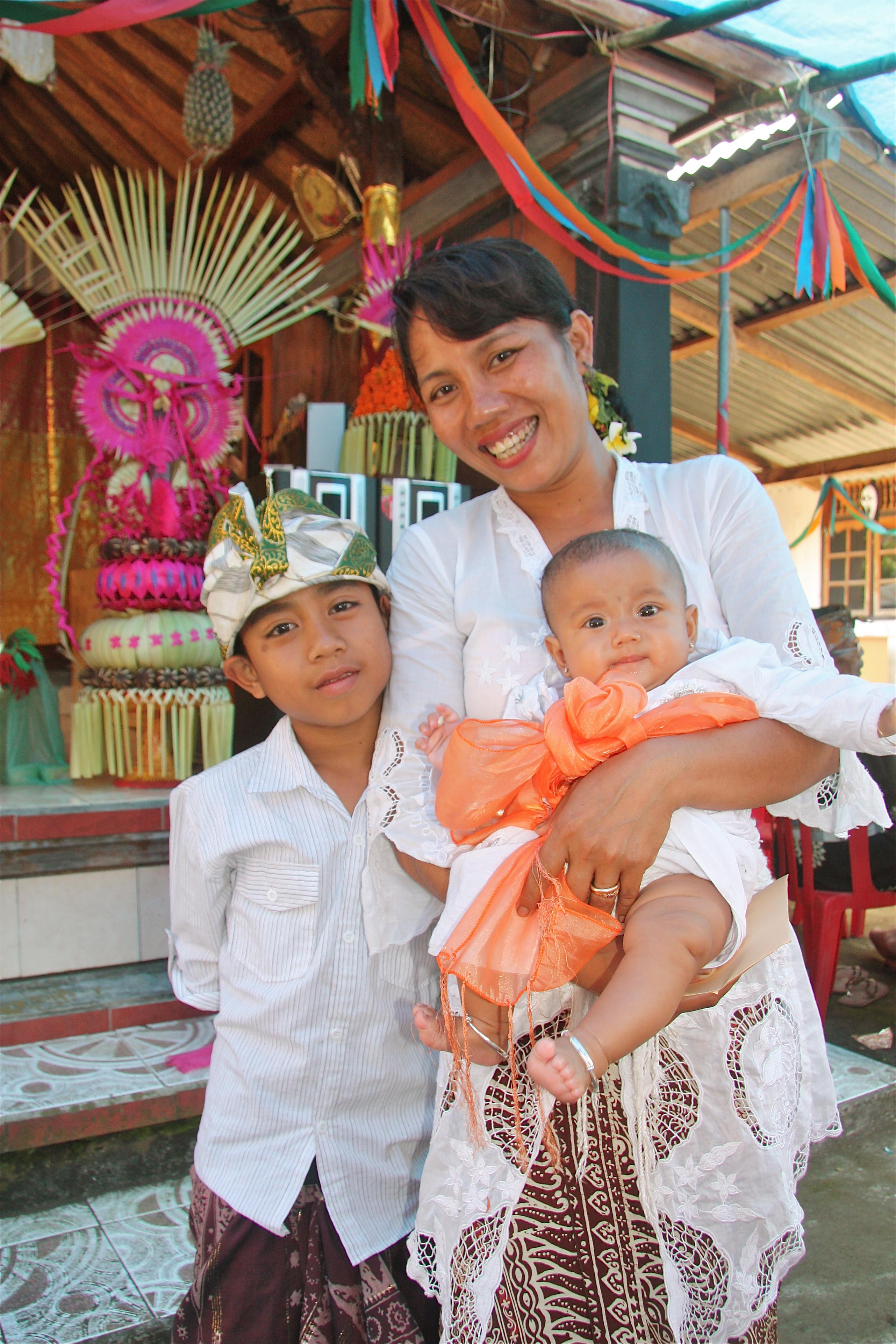 Meet local families