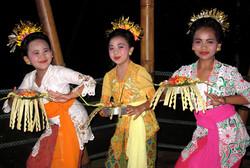 Sponsored Balinese Dance class