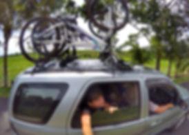Mountain bike from Sarinbuana Eco lodge