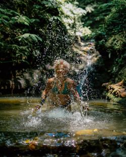 Private Natural River Pools
