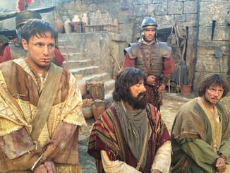 John the Baptist in 33 AD on BYUtv