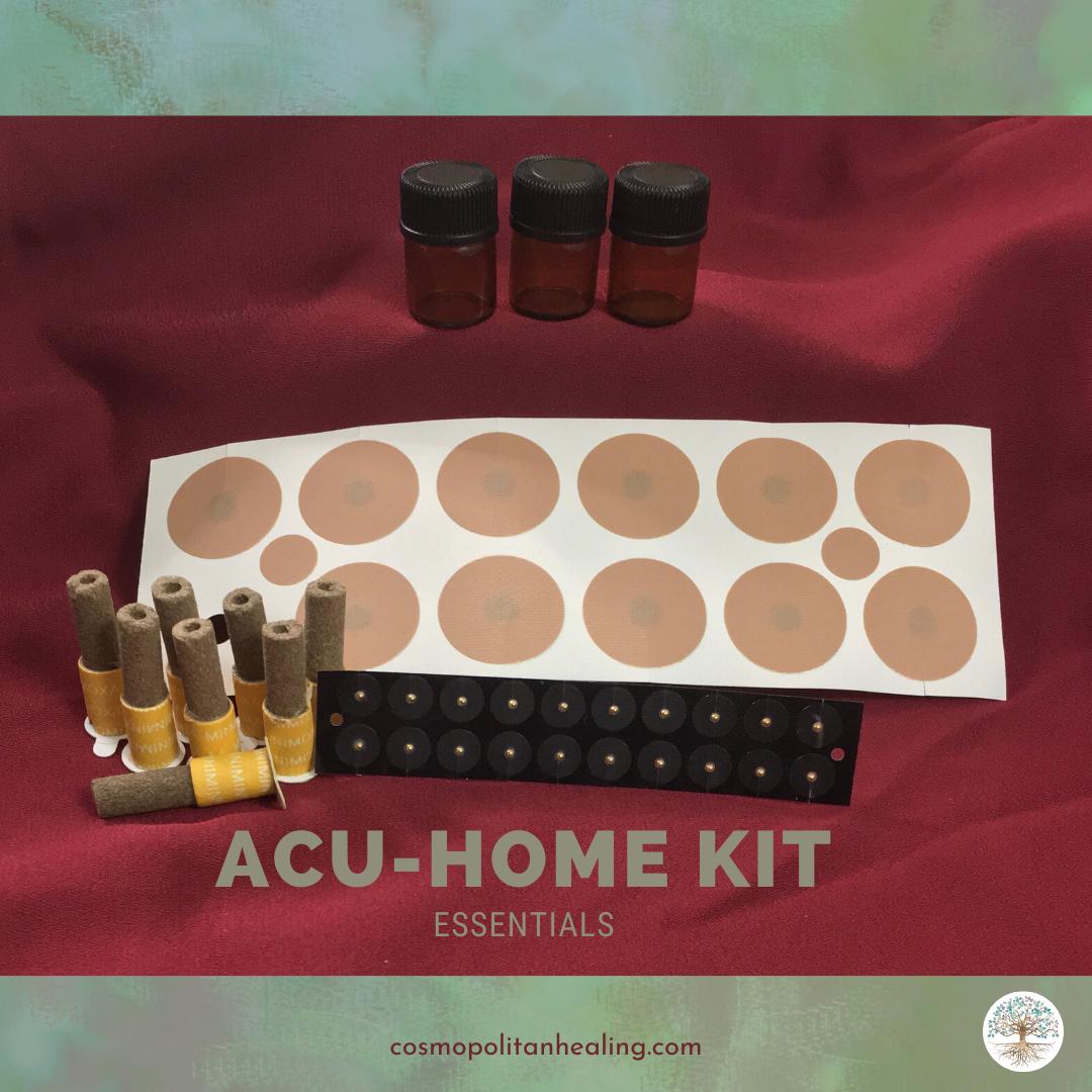 Acu-Home Kit & Virtual Visit