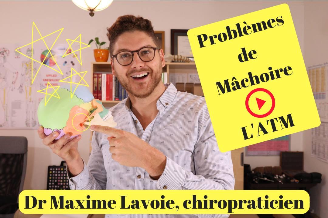 Problèmes de Mâchoire (ATM) - Perles Cliniques