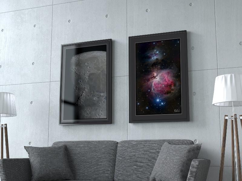 Buy astronomy Fine Art prints online