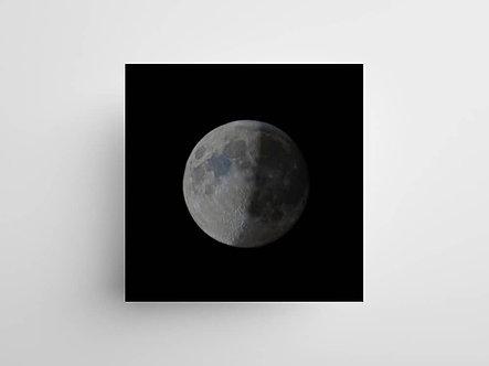 Ombre de la lune, carré