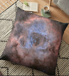 pillow with rosette nebula