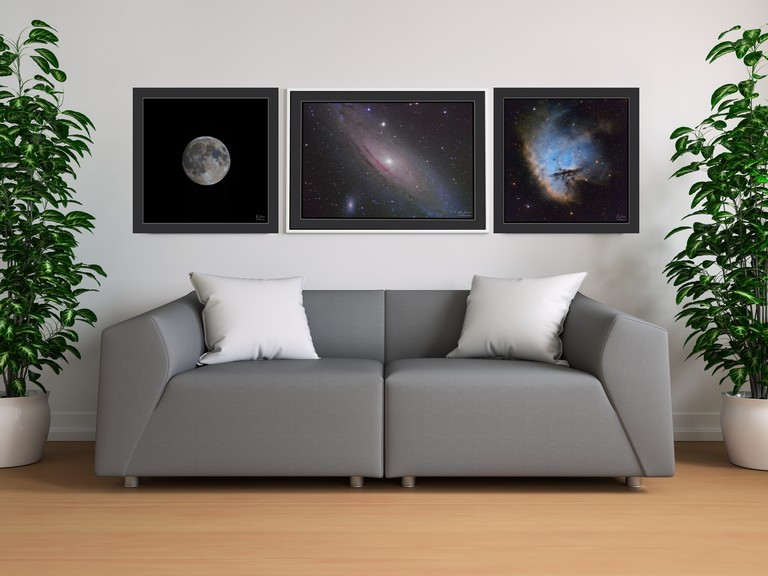 Buy astronomy poster for your living room