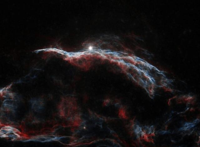 Starless Veil Nebula