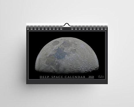 Landscape A5 Calendar 2021
