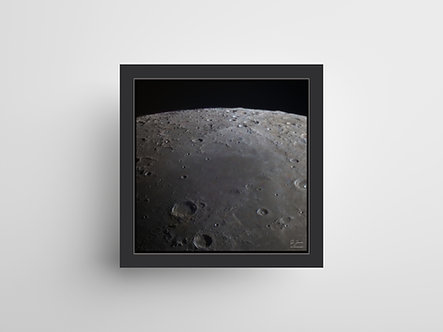 Moon Surface, square