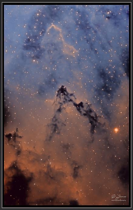 In the heart Nebula