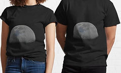 Clothes, apparels with astronomy, space and moon images
