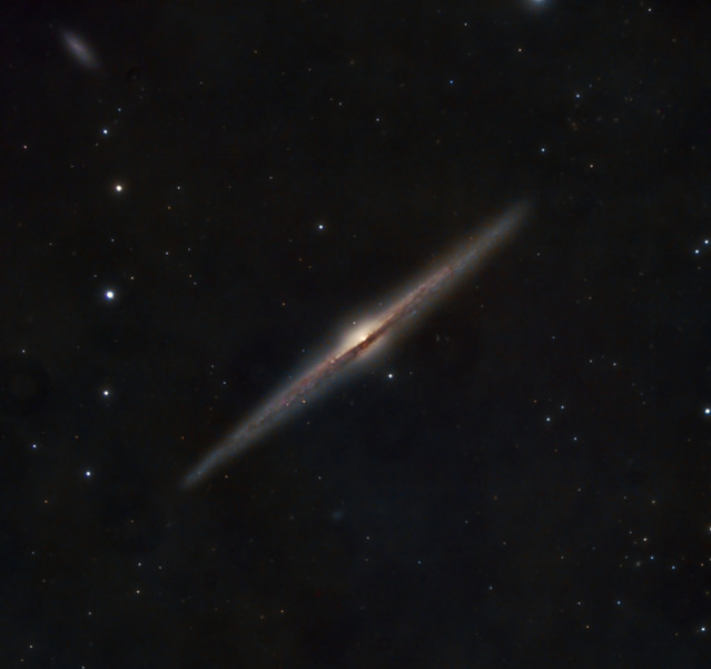 NGC4565, the Needle galaxy