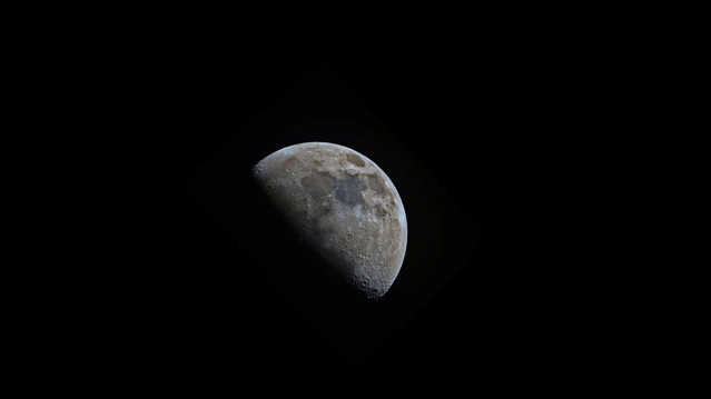 Moon Departure