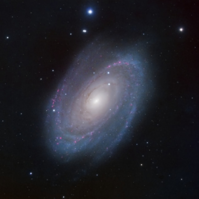 M81 Bode´s galaxy