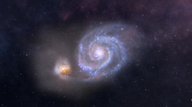 Whirlpool Galaxy Messier 51
