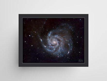 La galaxie du moulinet