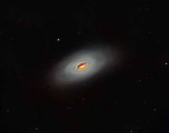 Black Eye Galaxy