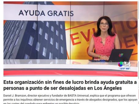 Univision Comes to BASTA