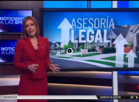 BASTA Universal Featured on Telemundo
