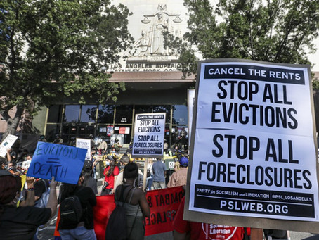 A low-cost homelessness fix — make evicting tenants more expensive (LA Times)
