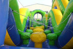 adrenaline-rush obstacle,HRM Mascots