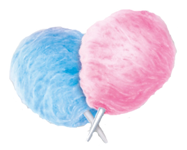 PNG Cotton Candy Cones.png