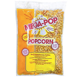 Popcorn Pre-pack , supplies fo popcorn