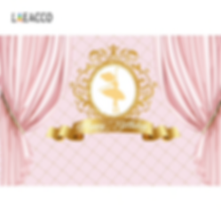 Princess-Backdrops-Pink-Curtain-Birthday