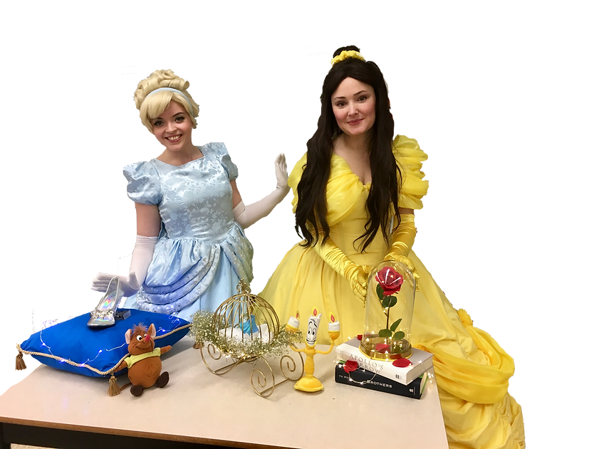Belle and Cinderella Book Fair.png
