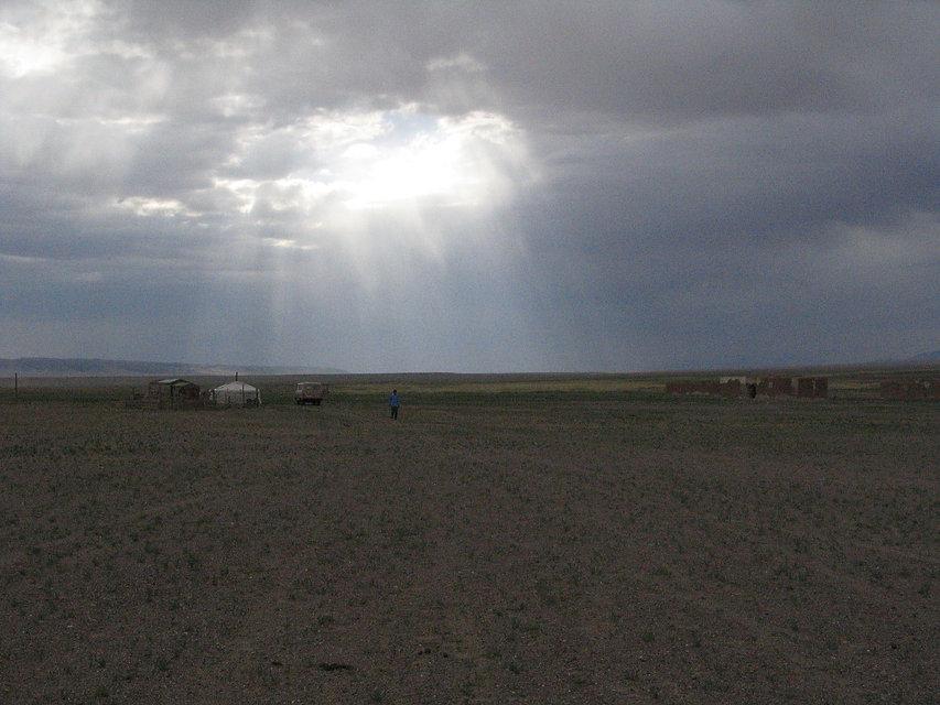 Ferie 2004 - Mongoliet  Eval. Field Trip
