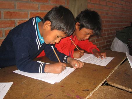 Skoler lukker i Bolivia