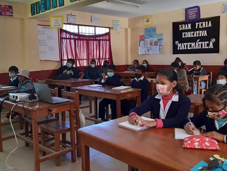 Fælles visioner skaber håb i Potosí