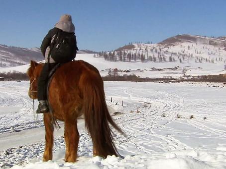 Farligste skoleveje - Mongoliet
