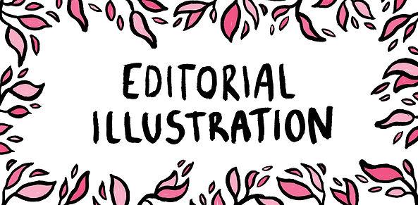 Kate Sharp Illustration editorial illustrator